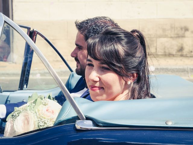 Le mariage de Max et Clémence à Puisserguier, Hérault 25