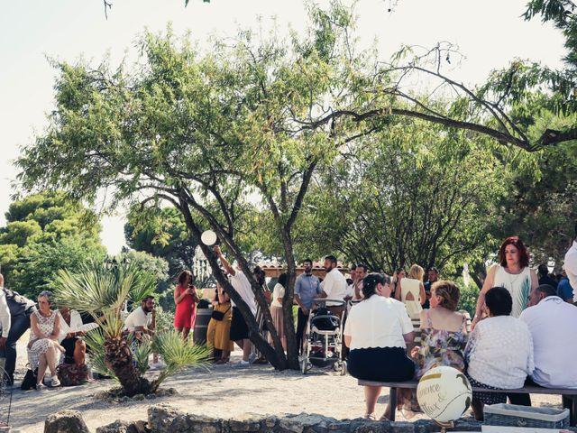 Le mariage de Max et Clémence à Puisserguier, Hérault 32
