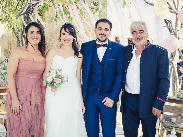 Le mariage de Max et Clémence à Puisserguier, Hérault 35