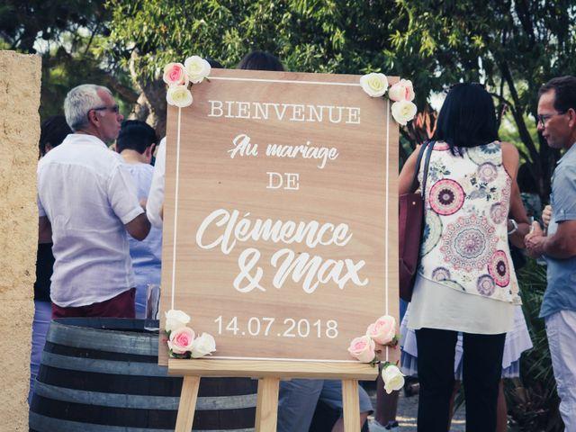 Le mariage de Max et Clémence à Puisserguier, Hérault 46