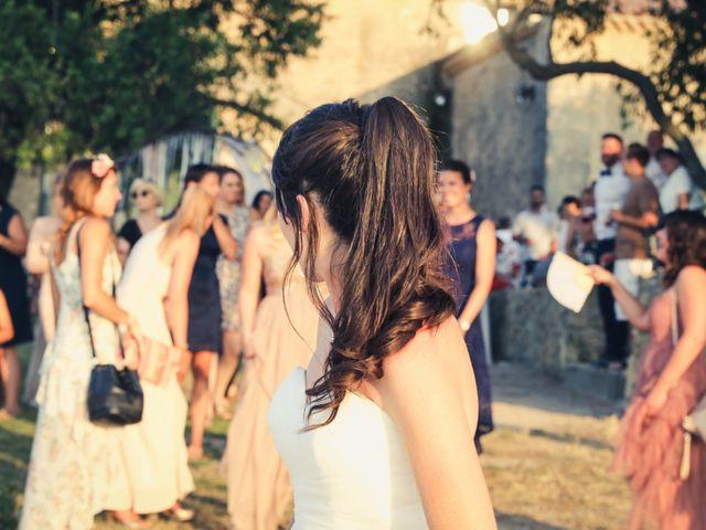 Le mariage de Max et Clémence à Puisserguier, Hérault 51