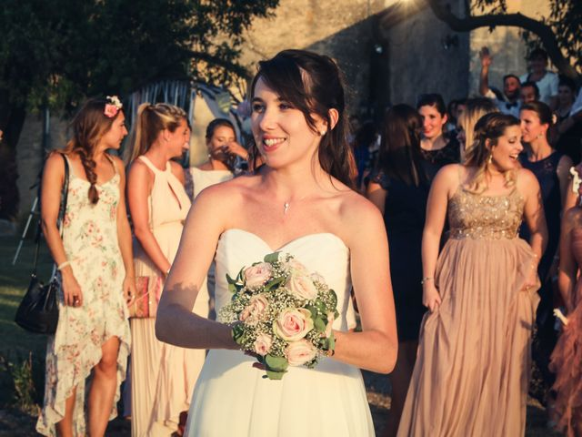 Le mariage de Max et Clémence à Puisserguier, Hérault 52