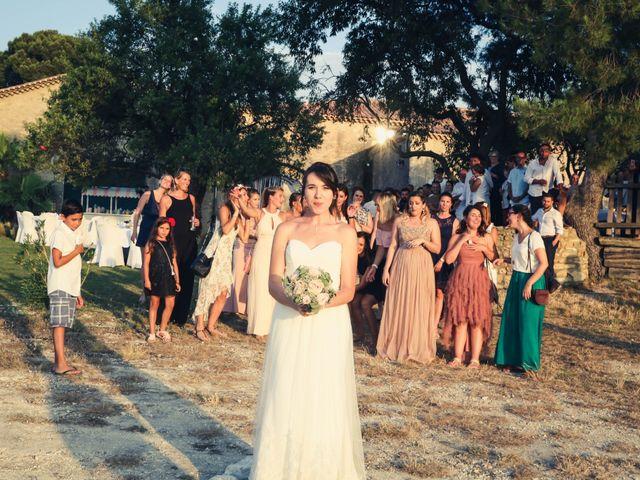 Le mariage de Max et Clémence à Puisserguier, Hérault 53