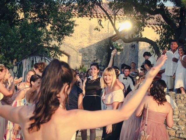 Le mariage de Max et Clémence à Puisserguier, Hérault 54