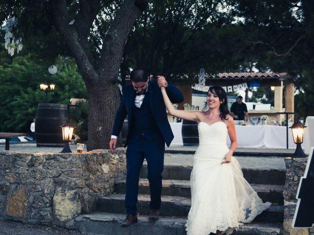 Le mariage de Max et Clémence à Puisserguier, Hérault 55