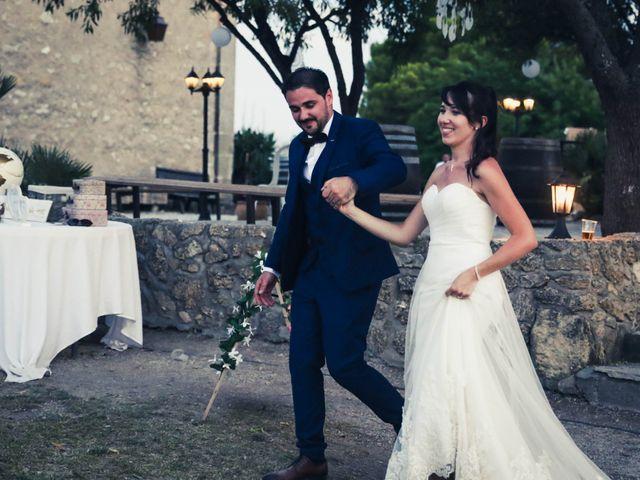 Le mariage de Max et Clémence à Puisserguier, Hérault 56