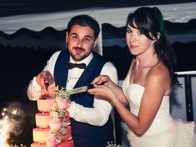 Le mariage de Max et Clémence à Puisserguier, Hérault 59