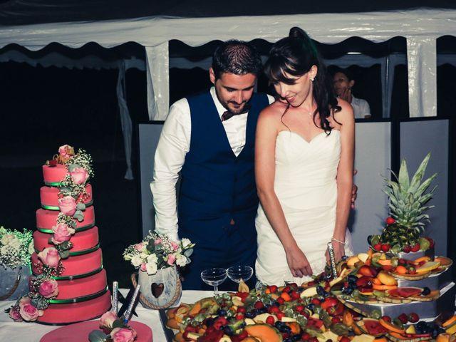 Le mariage de Max et Clémence à Puisserguier, Hérault 62