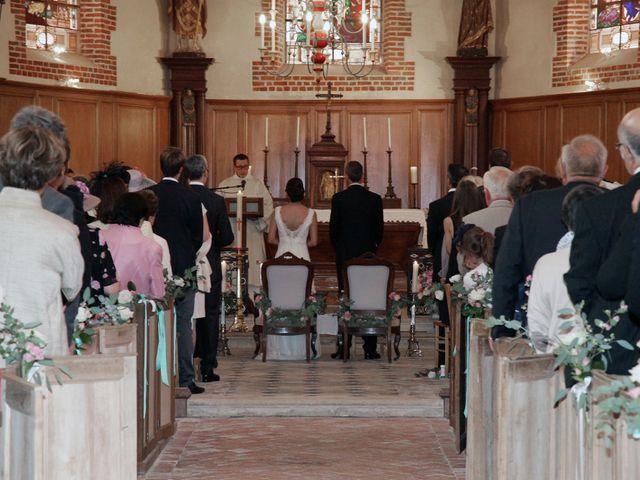 Le mariage de Christophe et Delphine à Vallery, Yonne 23