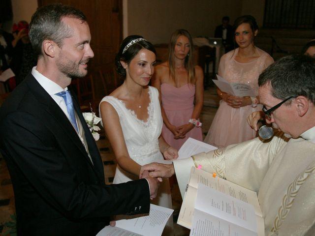 Le mariage de Christophe et Delphine à Vallery, Yonne 25