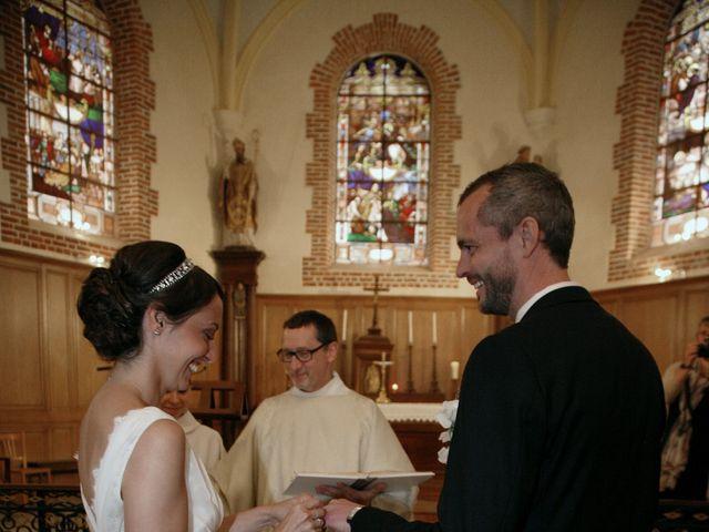 Le mariage de Christophe et Delphine à Vallery, Yonne 26