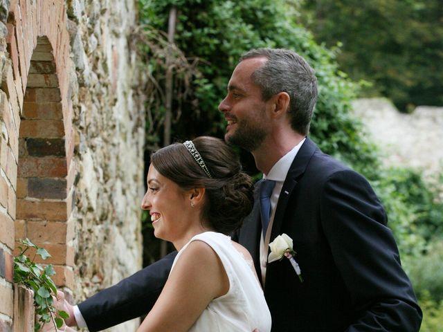 Le mariage de Christophe et Delphine à Vallery, Yonne 34