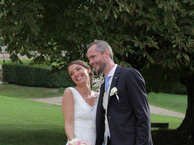 Le mariage de Christophe et Delphine à Vallery, Yonne 36