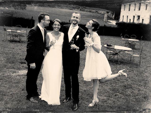 Le mariage de Christophe et Delphine à Vallery, Yonne 44