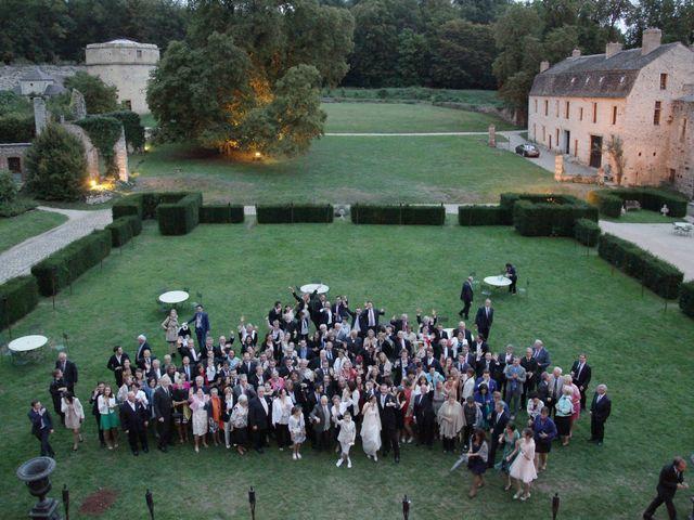 Le mariage de Christophe et Delphine à Vallery, Yonne 52