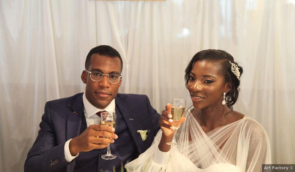 Le mariage de Thomas et Sandrine à Paris, Paris