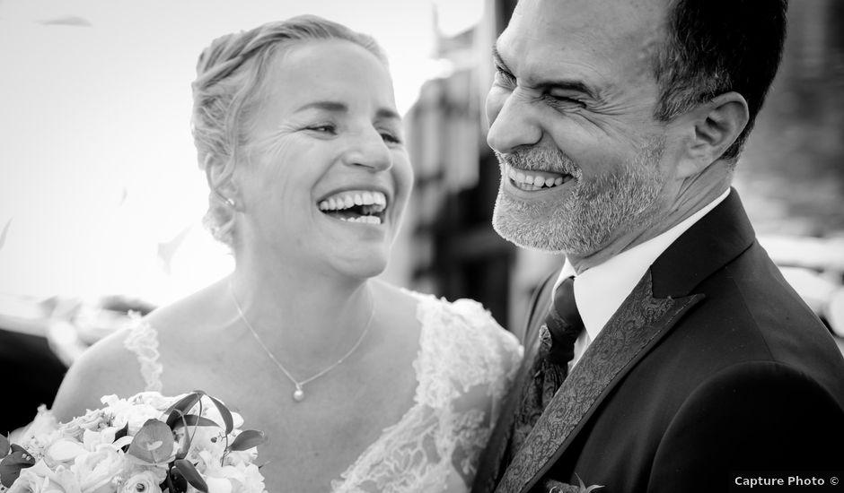 Le mariage de Jérôme et Cécile à Savonnières, Indre-et-Loire