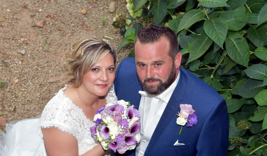 Le mariage de Laet et greg  et Laetitia  à Trévoux, Ain