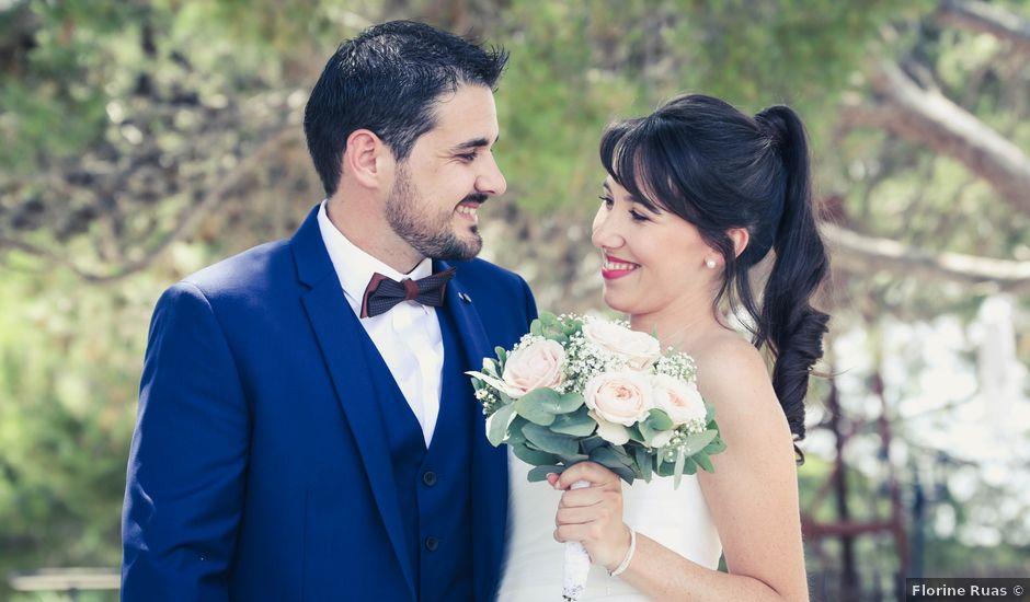 Le mariage de Max et Clémence à Puisserguier, Hérault