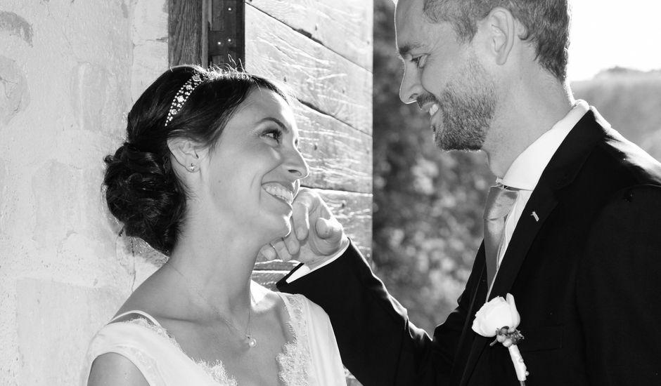 Le mariage de Christophe et Delphine à Vallery, Yonne