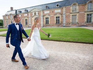 Le mariage de Charlène  et Nicolas