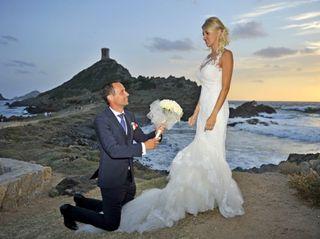 Le mariage de Chrystelle et Jean-Francois