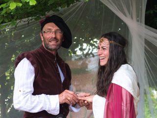 Le mariage de Maud et Bruno