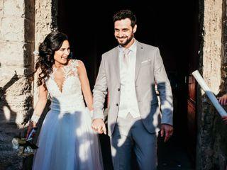 Le mariage de Anna et Johan