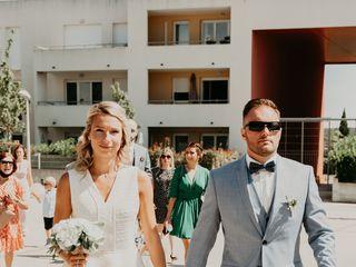 Le mariage de Perrine et Cédric 1