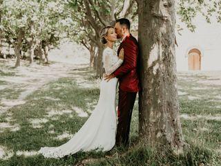 Le mariage de Perrine et Cédric