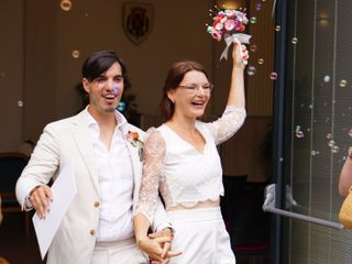 Le mariage de Aline et Matteo 1