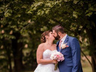 Le mariage de Stéphanie et Brice