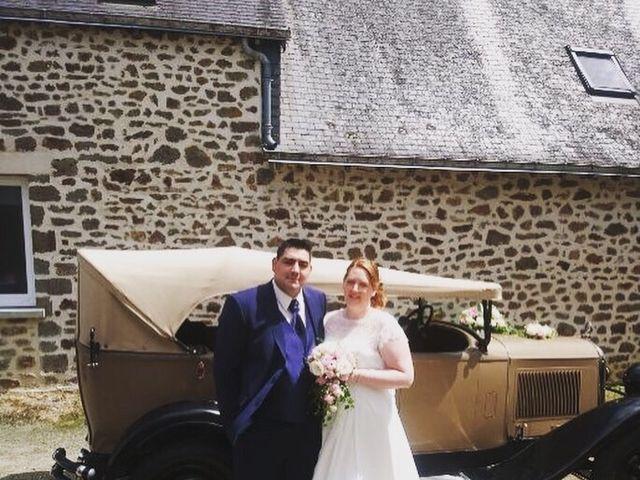 Le mariage de Johnny et Amélie  à Ambrières-les-Vallées, Mayenne 5