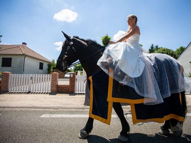 Le mariage de Nicolas  et Charlène  à Chécy, Loiret 6