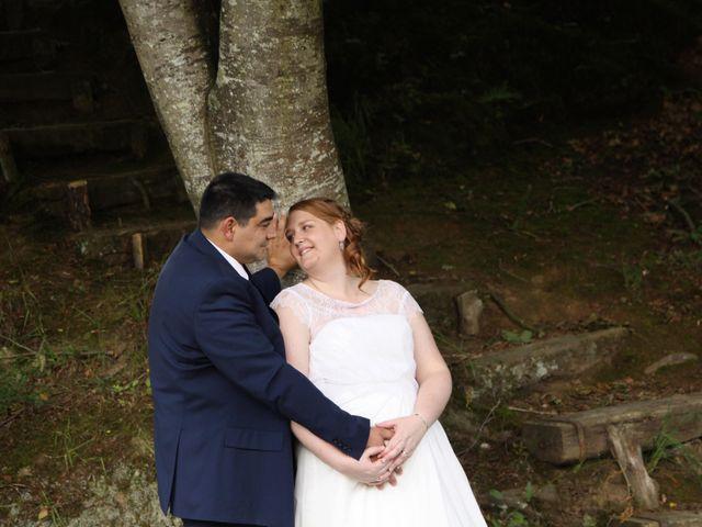 Le mariage de Johnny et Amélie  à Ambrières-les-Vallées, Mayenne 10