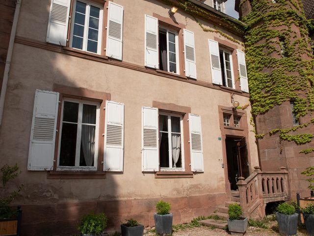 Le mariage de Ludovic et Alicia à Schweighouse-sur-Moder, Bas Rhin 14