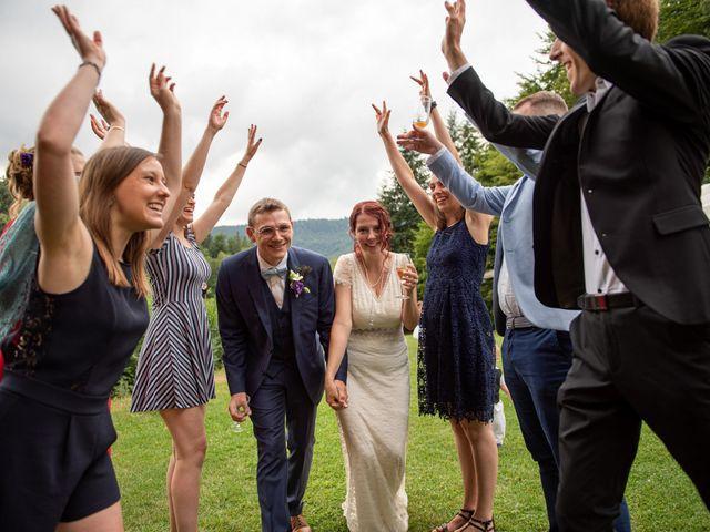 Le mariage de Ludovic et Alicia à Schweighouse-sur-Moder, Bas Rhin 15
