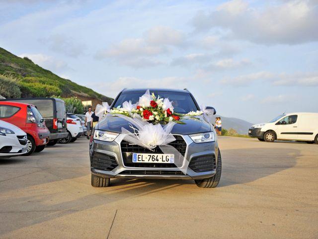 Le mariage de Jean-Francois et Chrystelle à Ajaccio, Corse 15