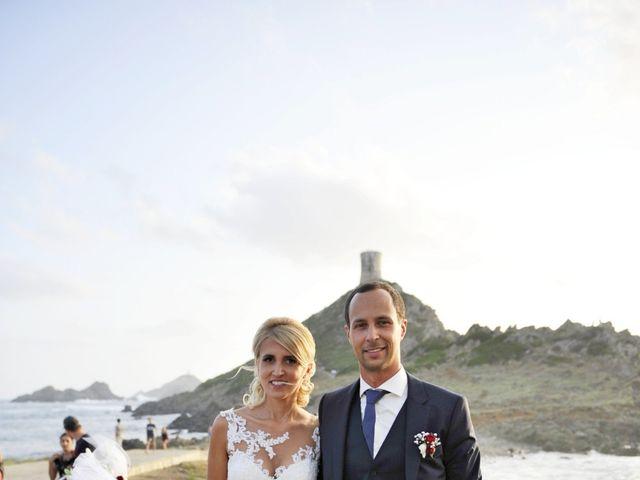 Le mariage de Jean-Francois et Chrystelle à Ajaccio, Corse 16