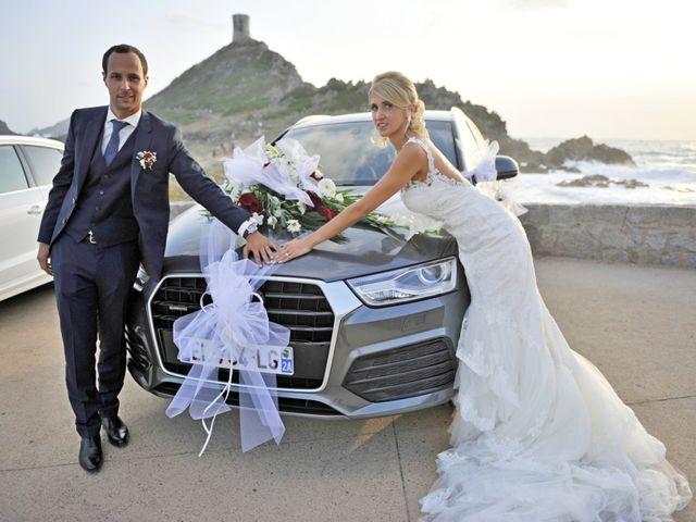 Le mariage de Jean-Francois et Chrystelle à Ajaccio, Corse 17