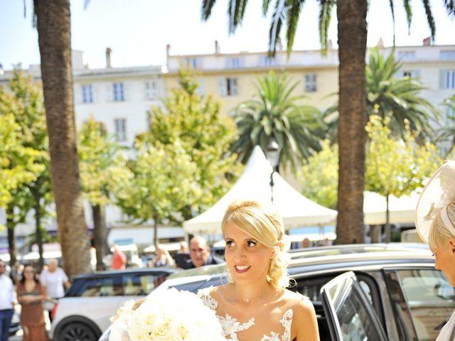 Le mariage de Jean-Francois et Chrystelle à Ajaccio, Corse 36