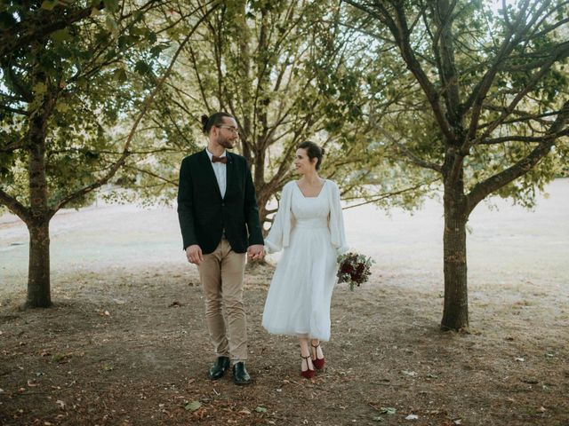 Le mariage de Fabien et Marie à Nogent-le-Roi, Eure-et-Loir 1