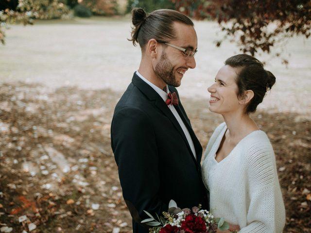 Le mariage de Marie et Fabien