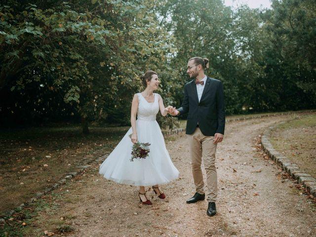 Le mariage de Fabien et Marie à Nogent-le-Roi, Eure-et-Loir 2
