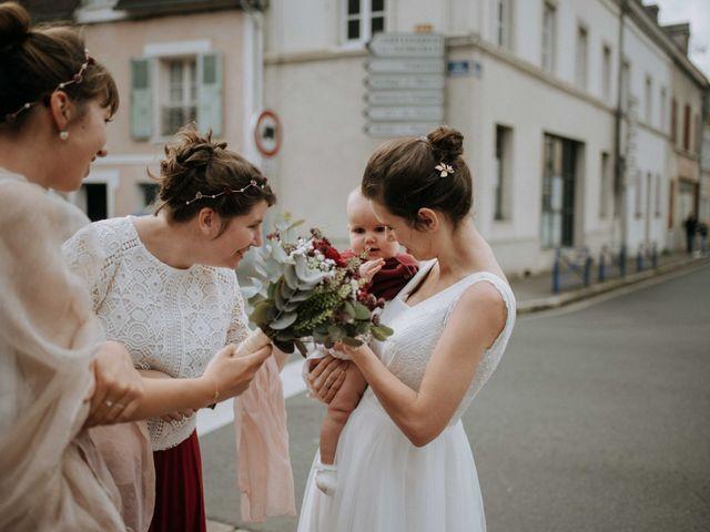 Le mariage de Fabien et Marie à Nogent-le-Roi, Eure-et-Loir 12