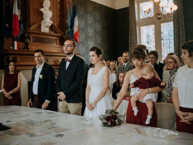Le mariage de Fabien et Marie à Nogent-le-Roi, Eure-et-Loir 16