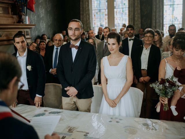 Le mariage de Fabien et Marie à Nogent-le-Roi, Eure-et-Loir 17