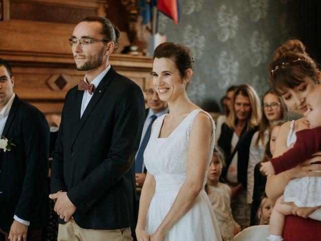Le mariage de Fabien et Marie à Nogent-le-Roi, Eure-et-Loir 18