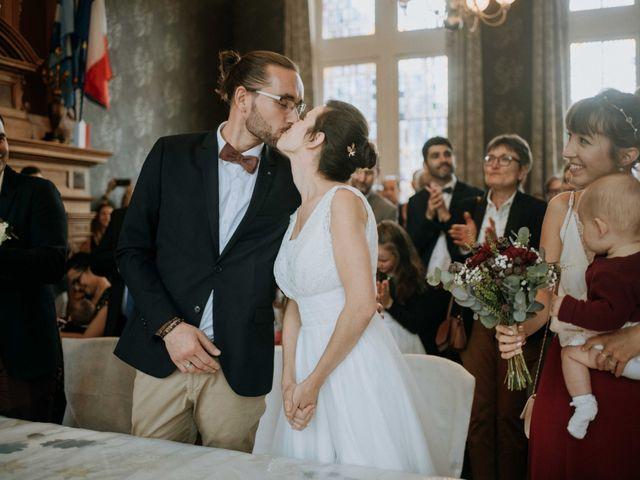 Le mariage de Fabien et Marie à Nogent-le-Roi, Eure-et-Loir 19
