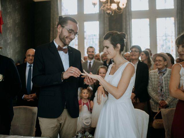 Le mariage de Fabien et Marie à Nogent-le-Roi, Eure-et-Loir 20